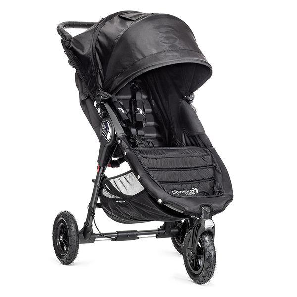 Baby Jogger City Mini GT 2019 i svart