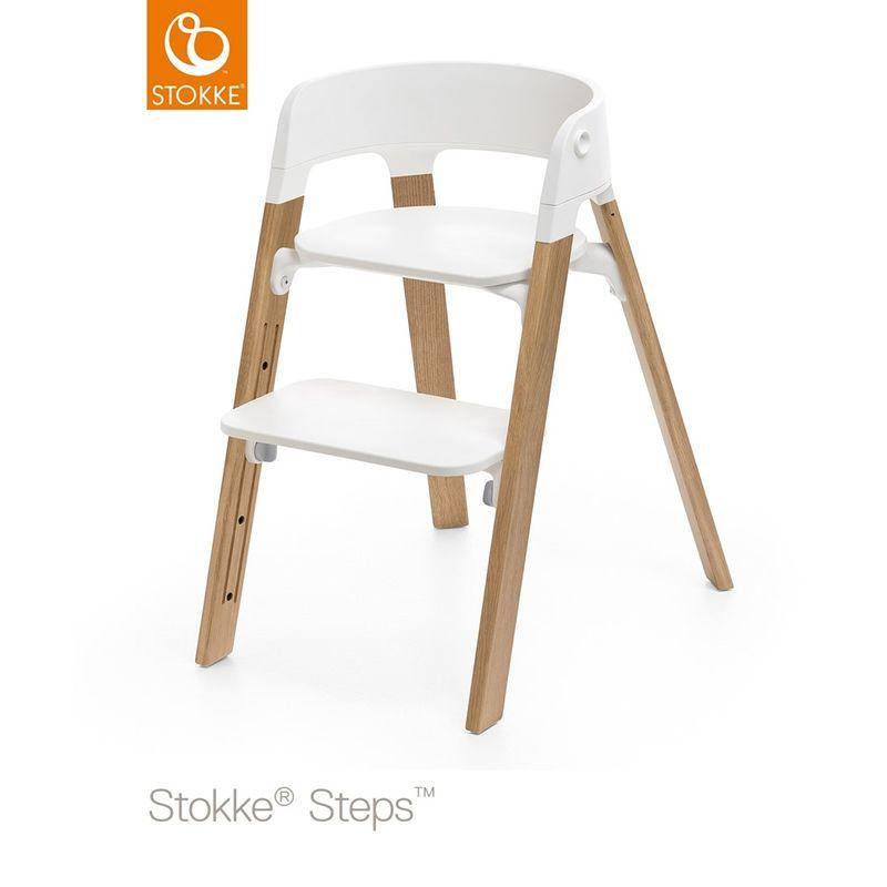 Strokke Steps grundutförande