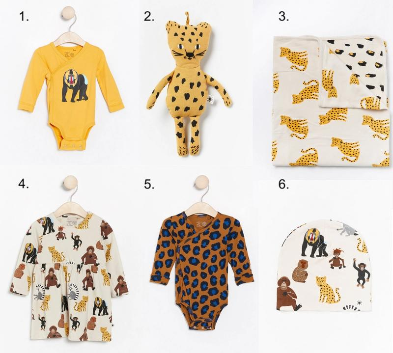 Bebiskläder från Lindex