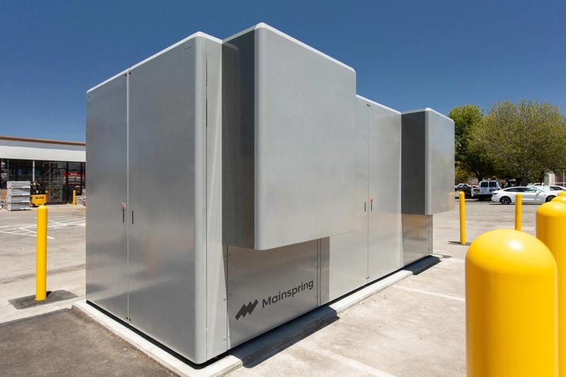 Mainspring Generator