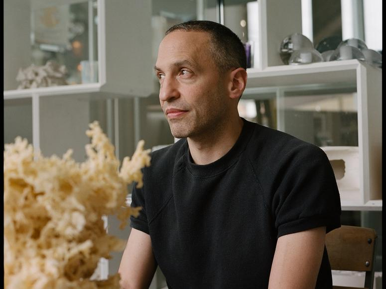 Artist and designer Omer Arbel
