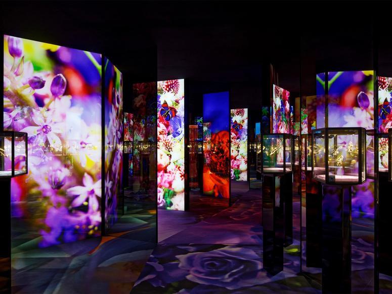 Florae exhibition in Paris