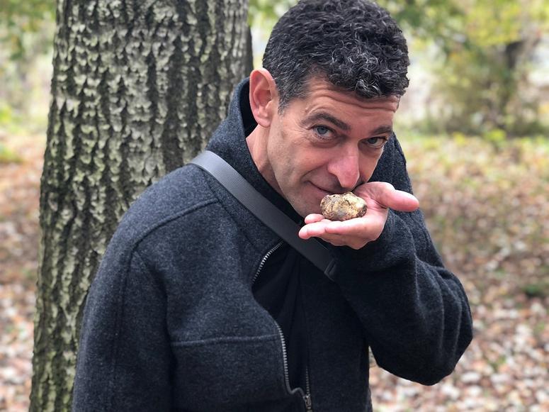 Truffle expert Rowan Jacobsen