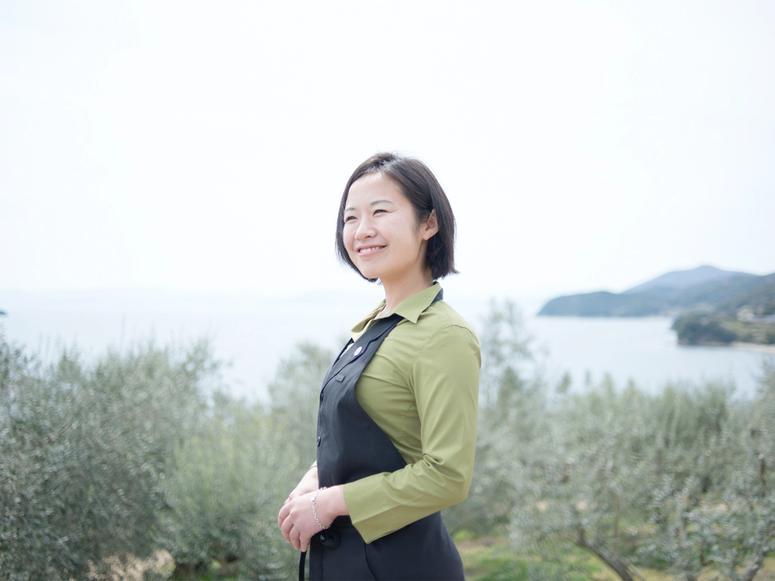 Soy sauce sommelier Keiko Kuroshima