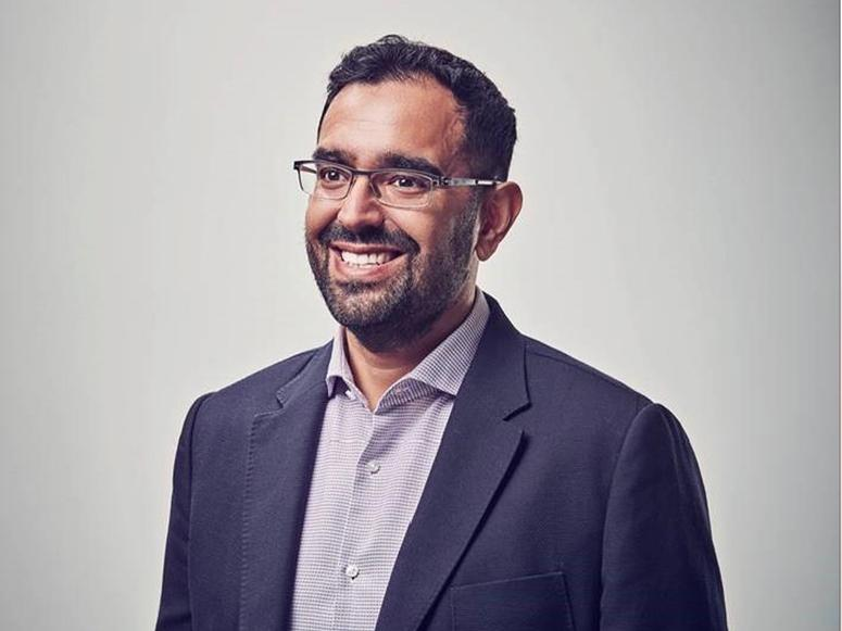 Tech entrepreneur and strategist Azeem Azhar