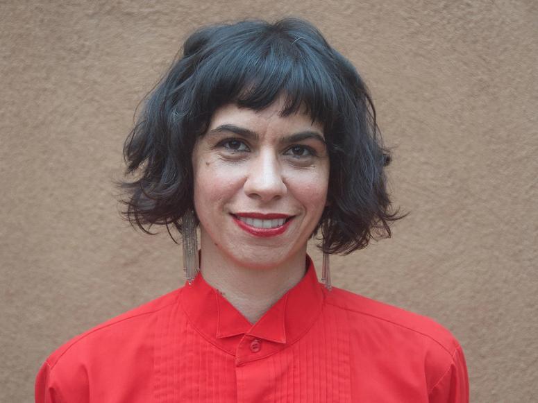 author and environmental anthropologist Gina Rae La Cerva