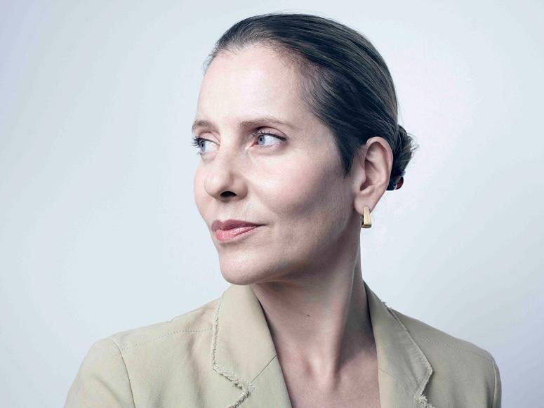 MoMA curator Paola Antonelli