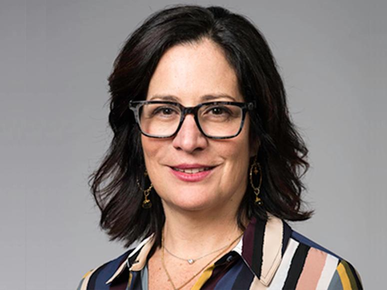 Author and professor A. Joan Saab