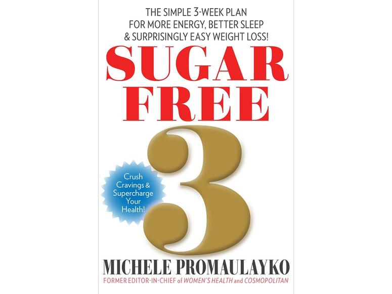 The book cover for Sugar Free 3.