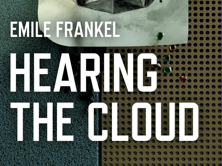 The cover of the book Hearing the Cloud.