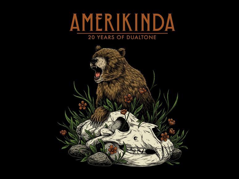 Amerikinda album cover
