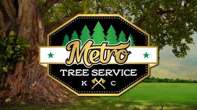 Metro Tree Service KC Logo