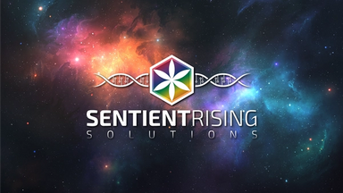 Sentient Rising Solutions Logo