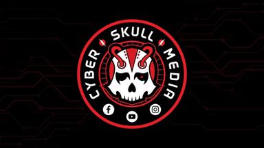 Cyber Skull Media Logo