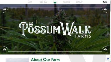 Possum Walk Farms Website