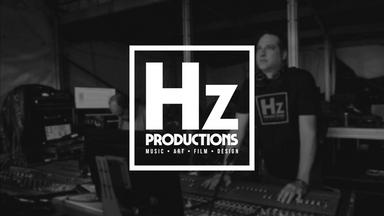 Hz Productions Logo