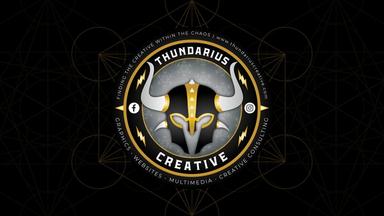 Thundarius Creative Logo