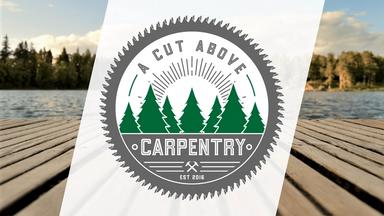 A Cut Above Carpentry Logo