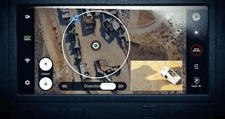 set drone perimeter