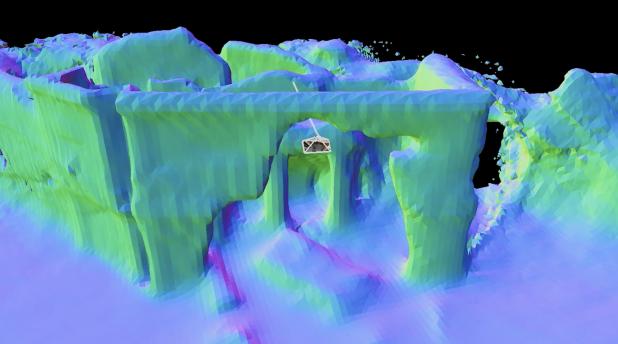 3d scan autonomous generation