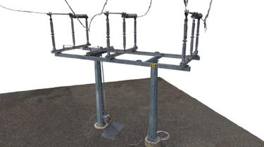 Electrical-power-switch, Skydio, Drones, 3D-Scan, Drone-Scan, EPRI-Switch