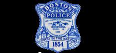Boston Police logo