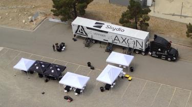 Skydio Axon Roadshow