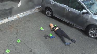 Crime-scene-investigation, Record-Evidence, Drone, Skydio, 3D-Scan