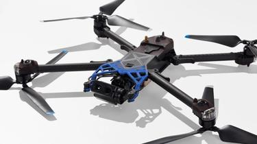 skydio autonomous drone arris additive molding