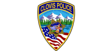 Clovis Police logo