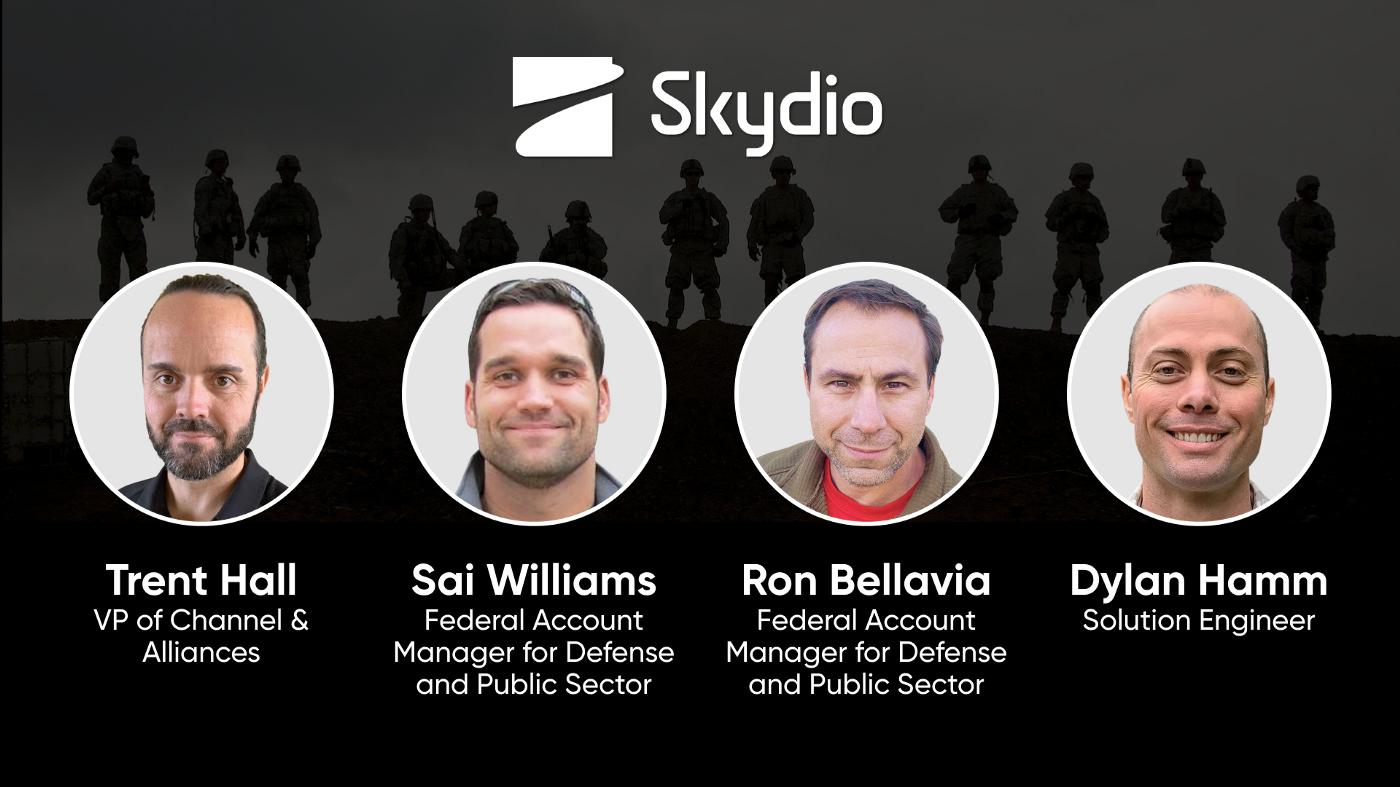 Skydio Autonomous Drone Team Member Updates