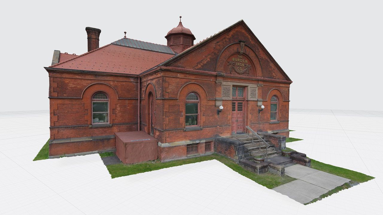 drone-inspection, drone-3d-mapping, scan-historical-buildings, digital-twin, drone-applications, professional-drones, ACWR-Engine, Frederick-MD-Bell-Tower, Burden-Iron-Museum
