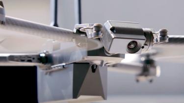 Skydio X2 color camera inspection drone