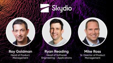 Skydio Autonomous Drone New Team Members Roy, Ryan, Mike