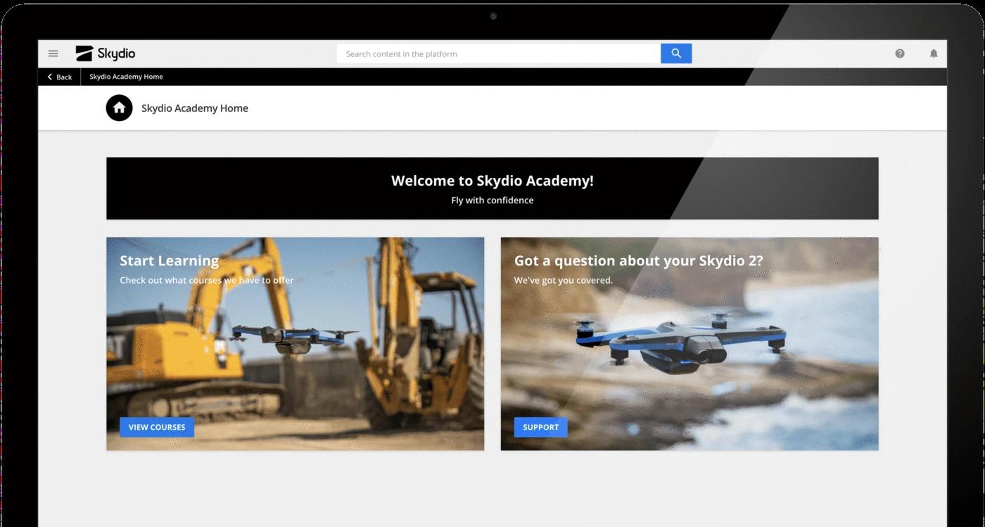 Skydio Academy