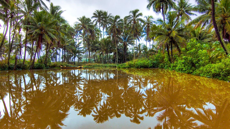 skydio 2 hawaii reflection