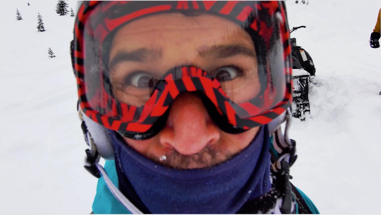 Darren Berrecloth landing his Skydio 2