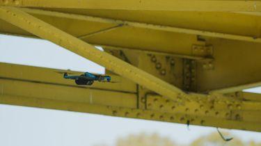 Skydio 2 Drone bridge inspection