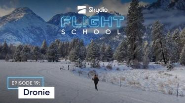 Skydio Flight School The Dronie Skill