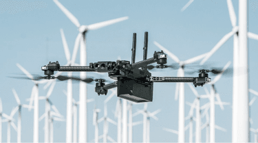Autonomous Drones For Inspection