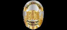 Dunn NC Police logo