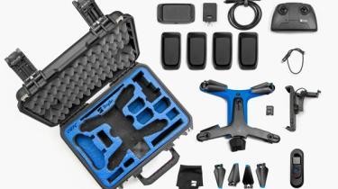 skydio drone pro kit layout