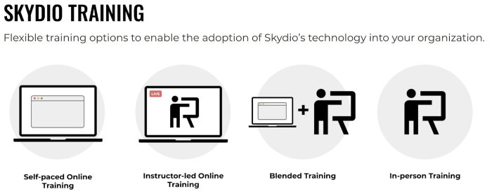 skydio training