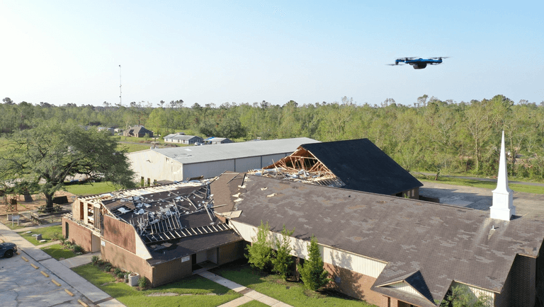 skydio drone situational awareness