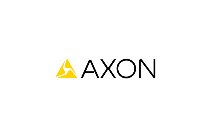Axon and eagleview logo