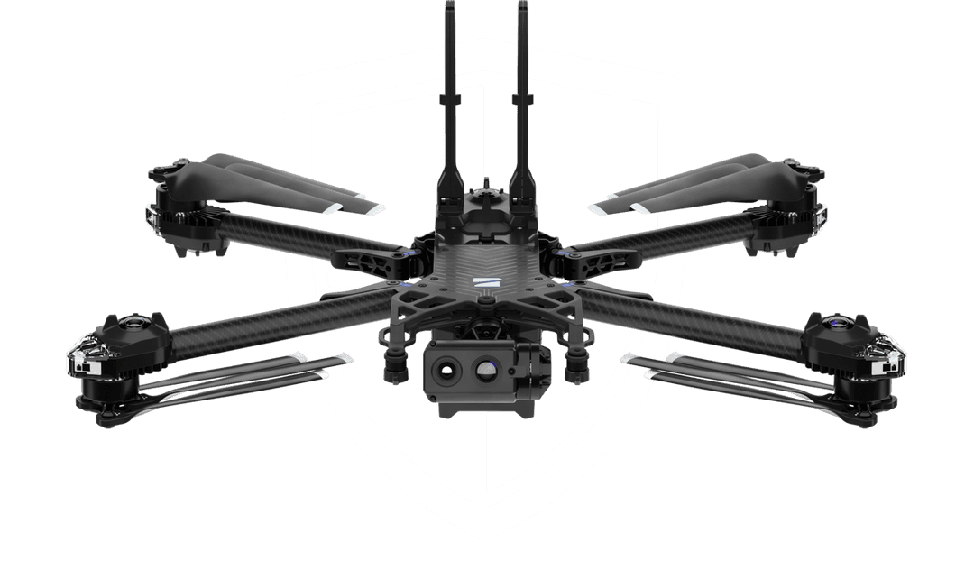 skydio x2 drone front view