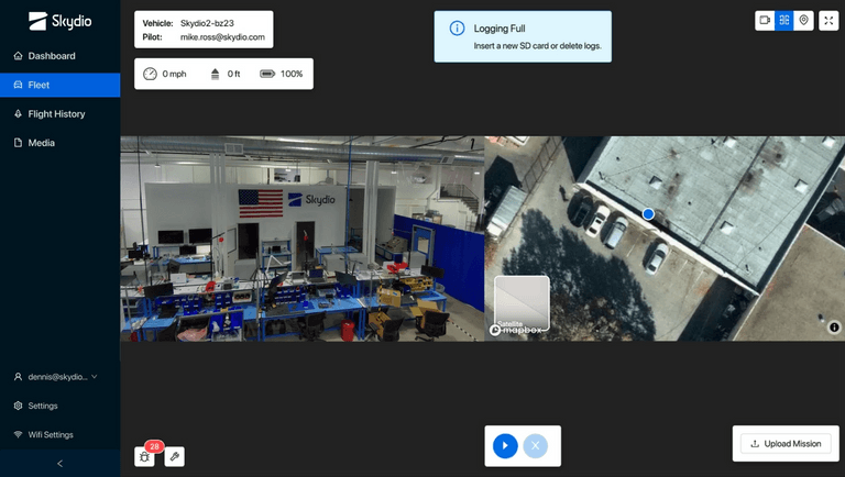 skydio cloud remote operations