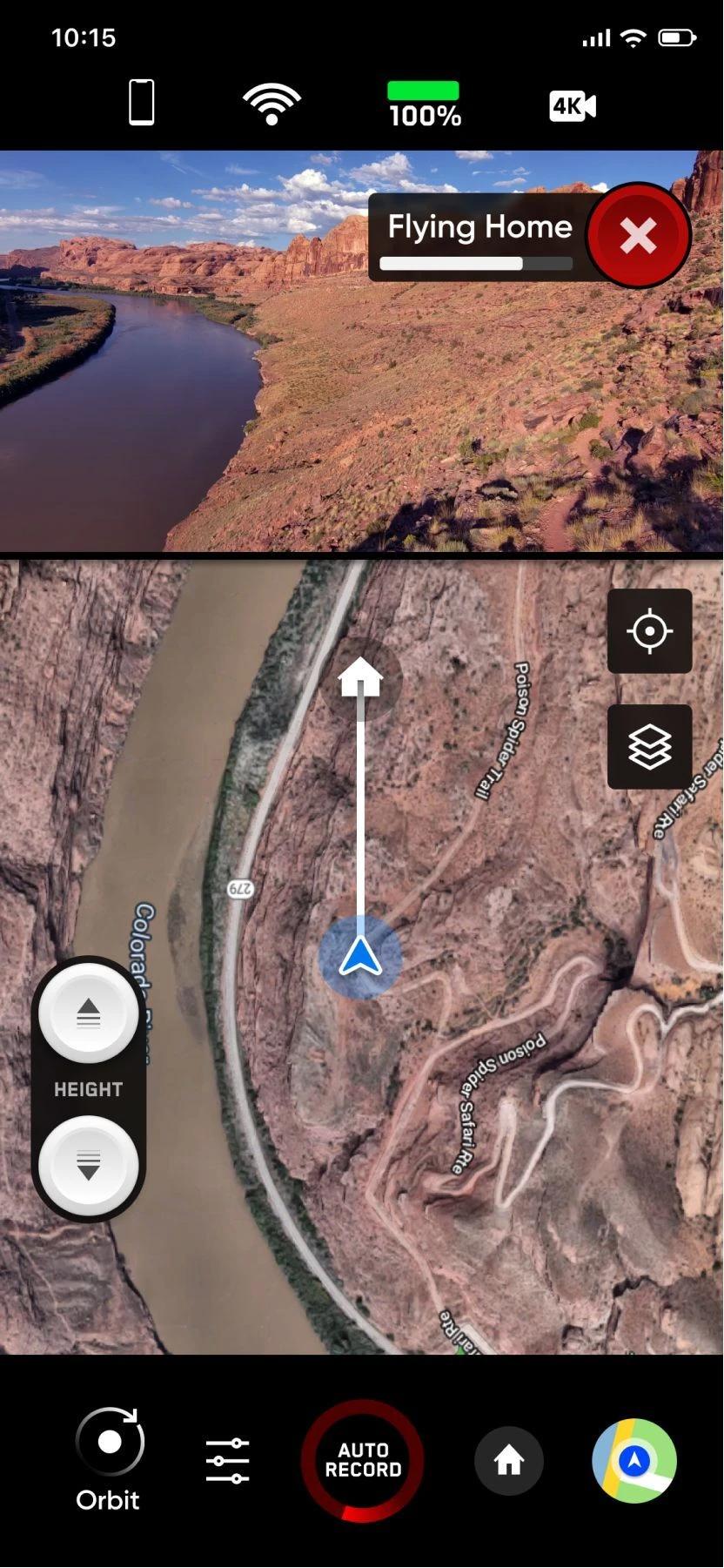 Skydio App 3