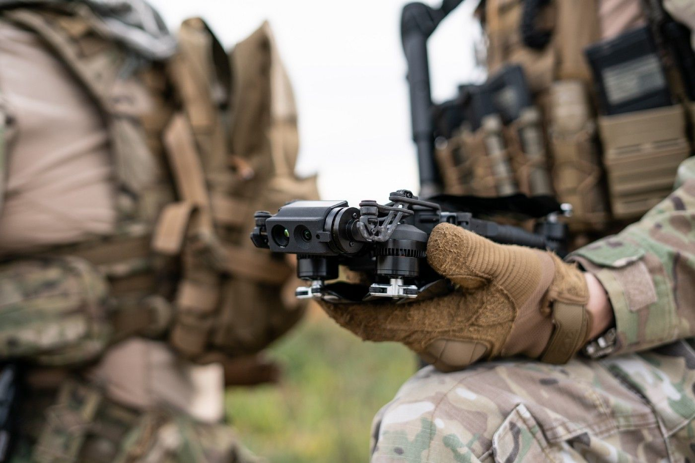 skydio drone military