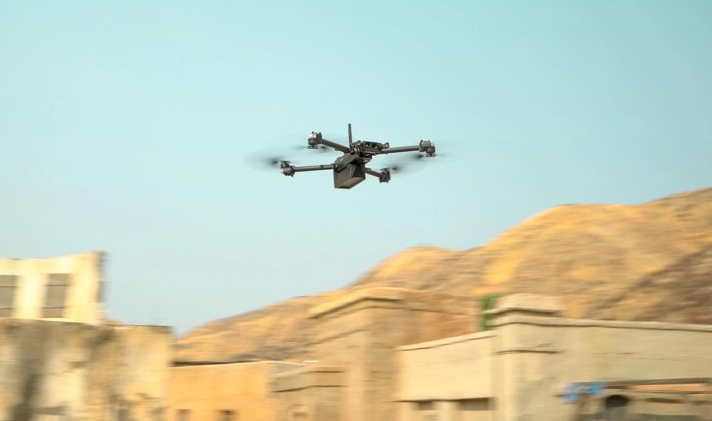 Skydio X2D for defense
